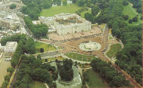 Buckingham Palace Englishenglish