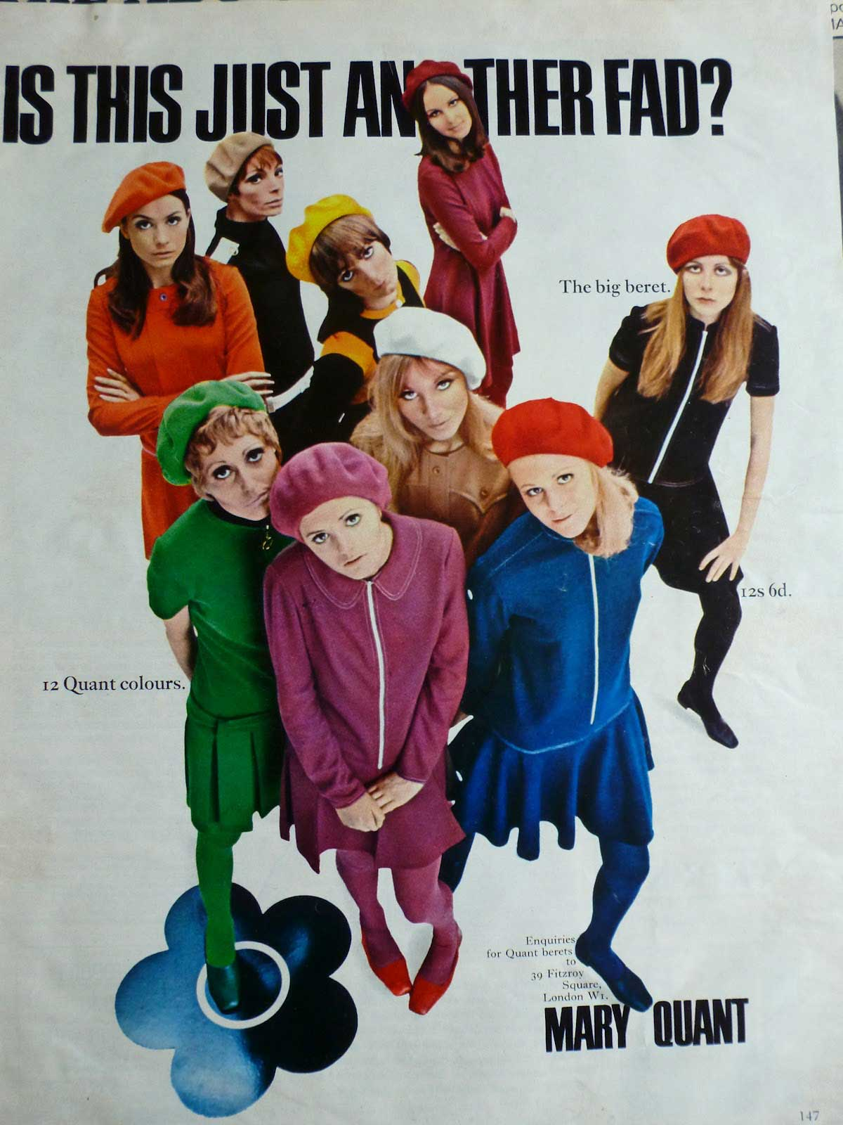 about  mary quant