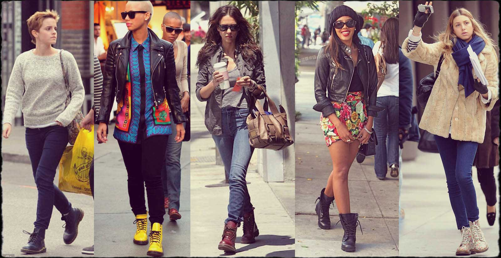 Amazing What To Wear With Doc Martens The Best Way To Wear Dr Martens Boots